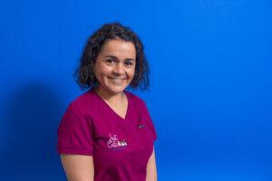 Rafaela from Just Cats clinic